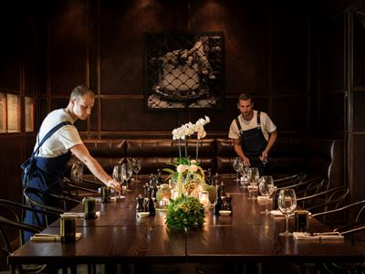 Gusto at the Grand Private Dining