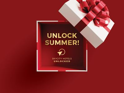 Unlock your Summer
