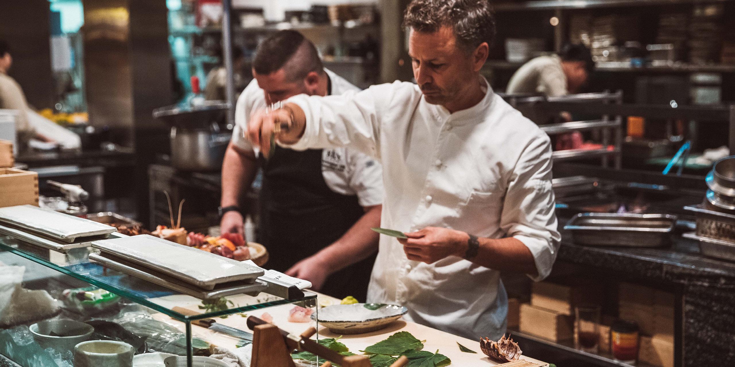 Chef's Table at MASU